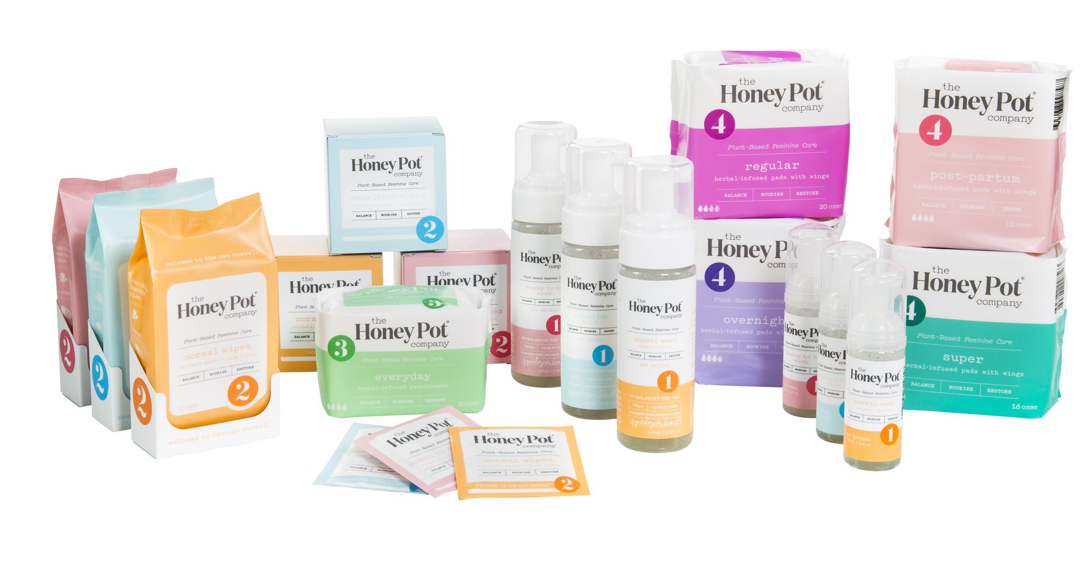 The Honey Pot Company