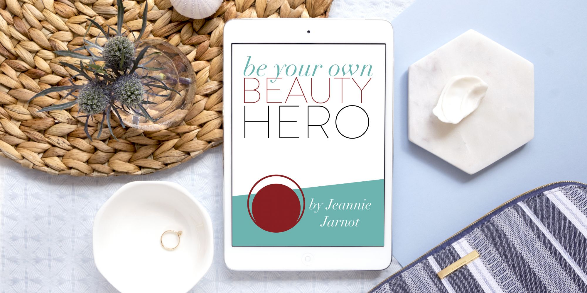Beauty Heroes' Jeannie Jarnot Wants To Kick Fear Out Of Natural Beauty Shopping