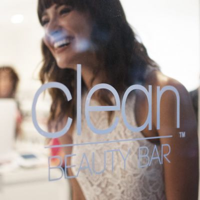 This Nail Salon And Spa Concept Provides Clean Beauty Services In A Squeaky Clean Setting