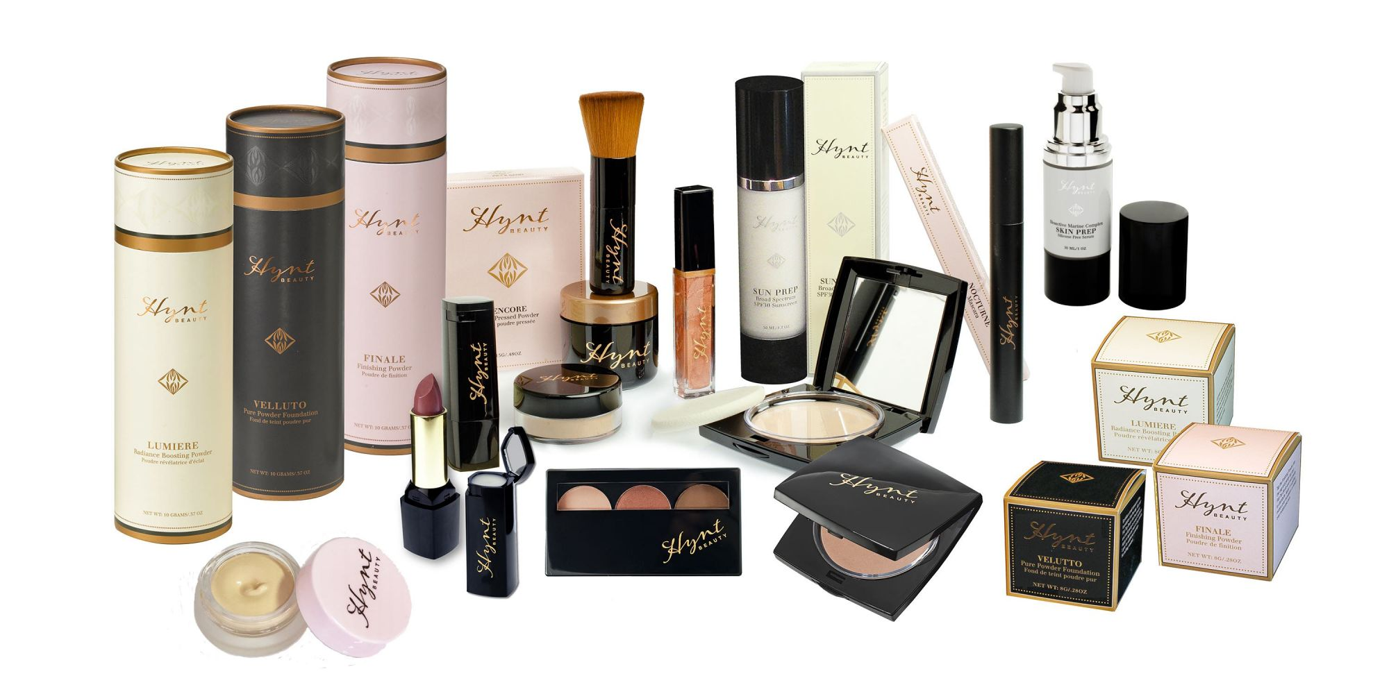 Hynt Beauty Breaks Into The Detox Market's Makeup Assortment