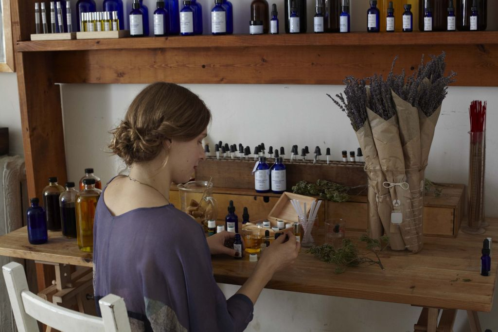 Julie Clark of Province Apothecary