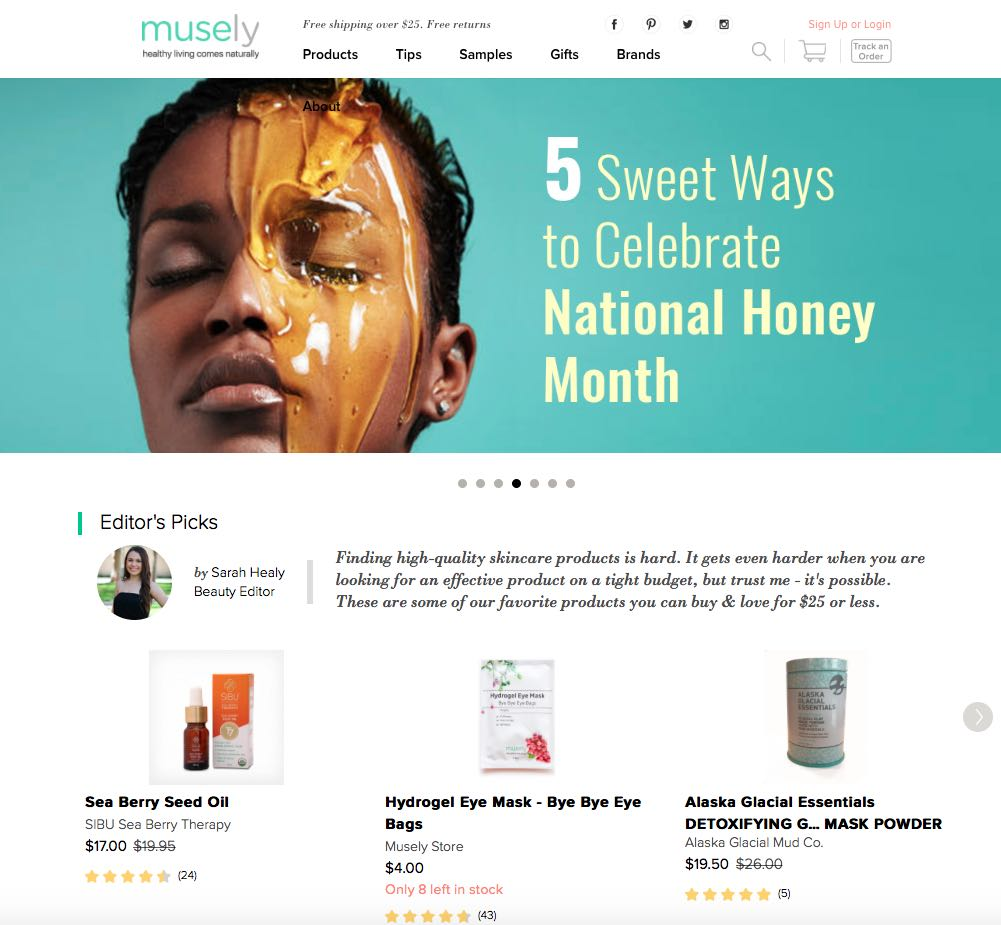 Musely Merges Beauty Content And Commerce To Combat Amazon