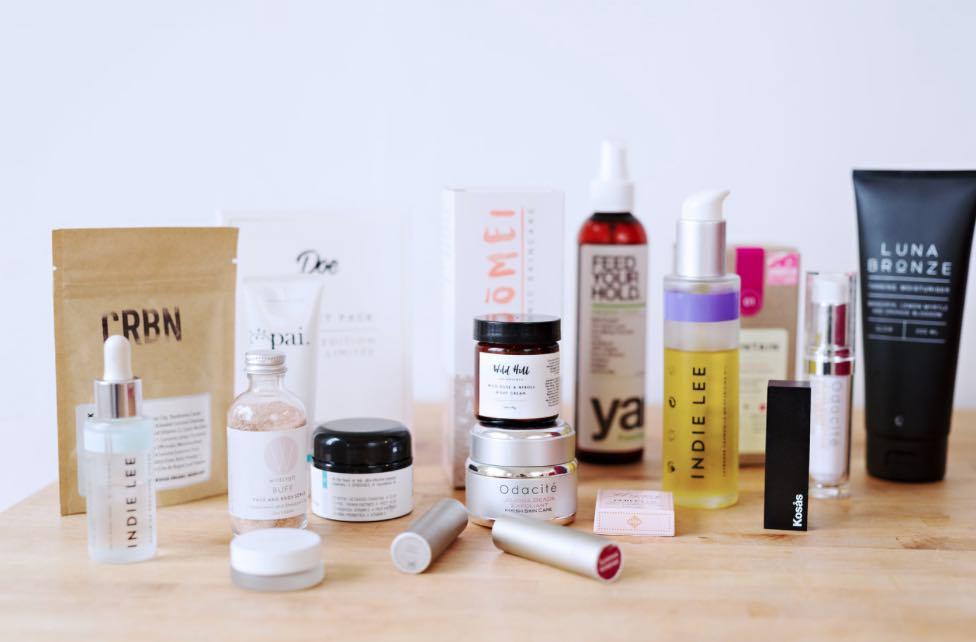 Truth Beauty Company assortment