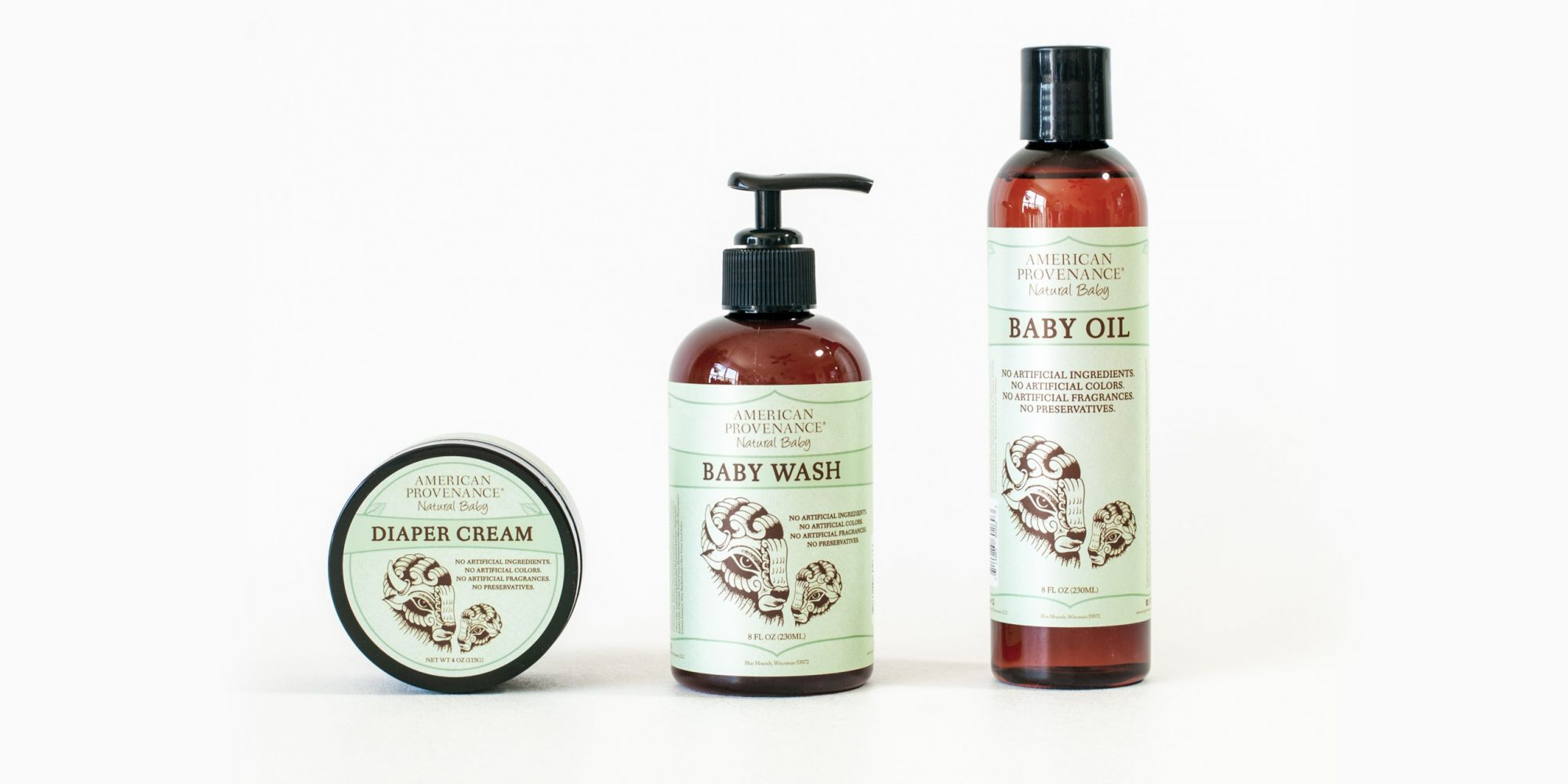 American Provenance Births Baby Products For Cool Dads