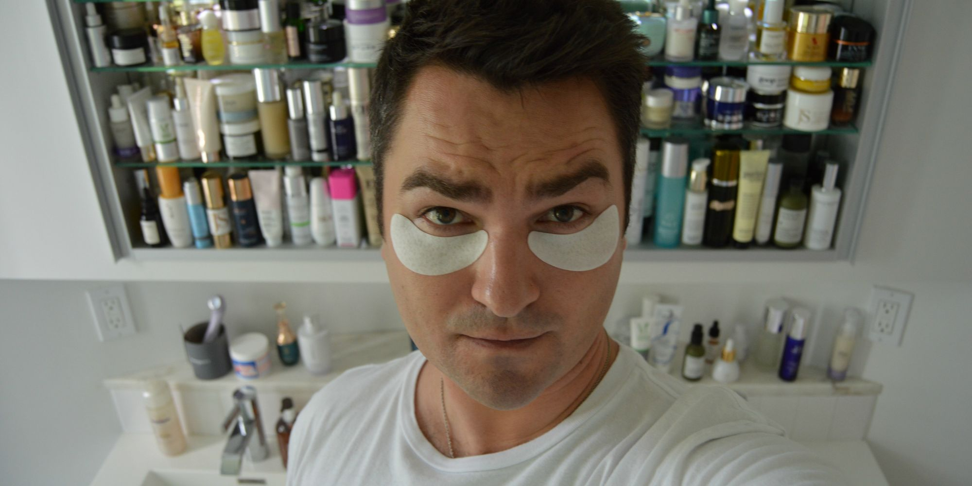 Stunning Product Shots, Simplified Skincare And Serious #Shelfie Envy With OMG Bart