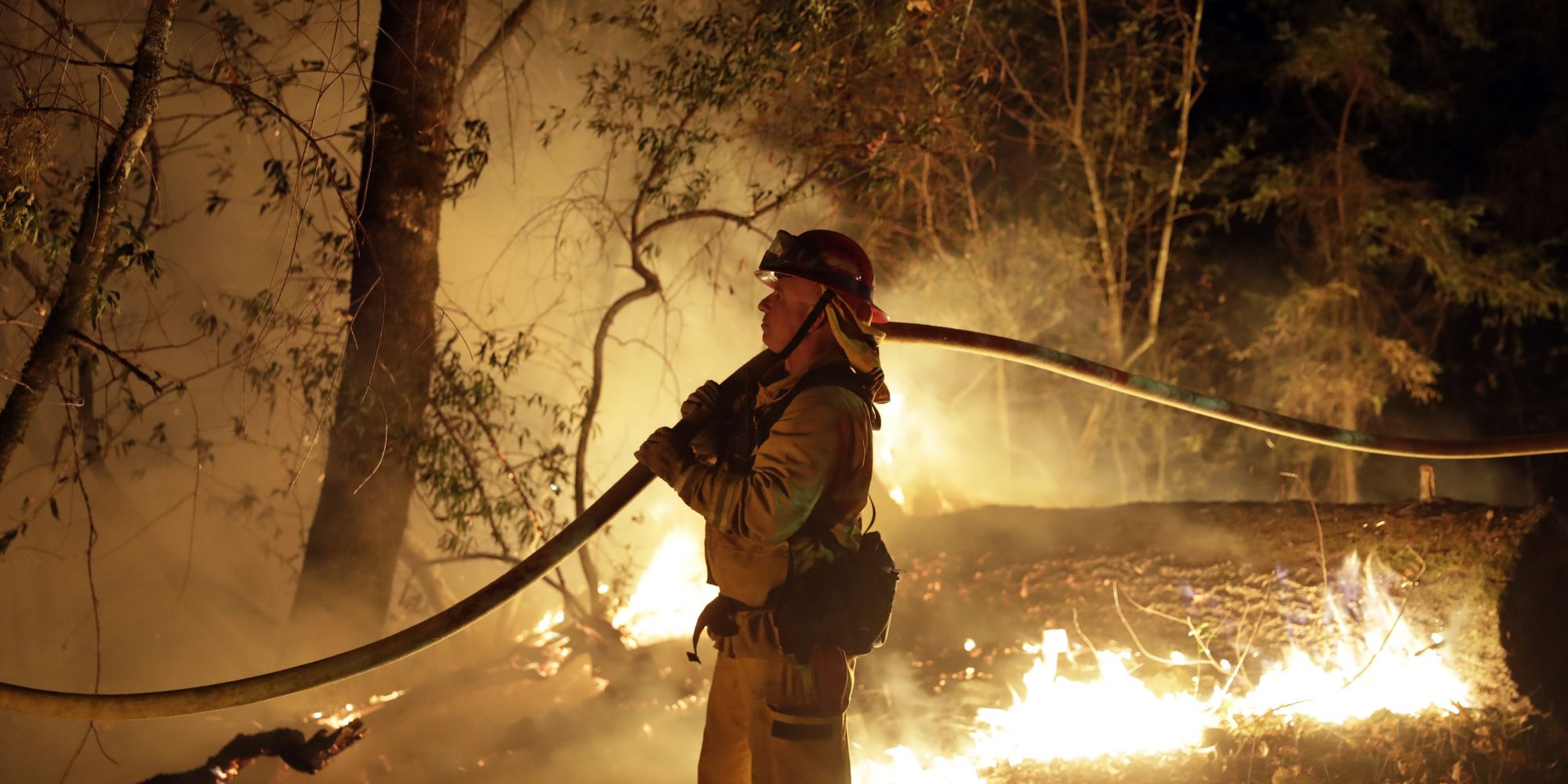 Founders Battle For Their Indie Beauty Brands As Wildfires Ravage Acre After Acre In Northern California