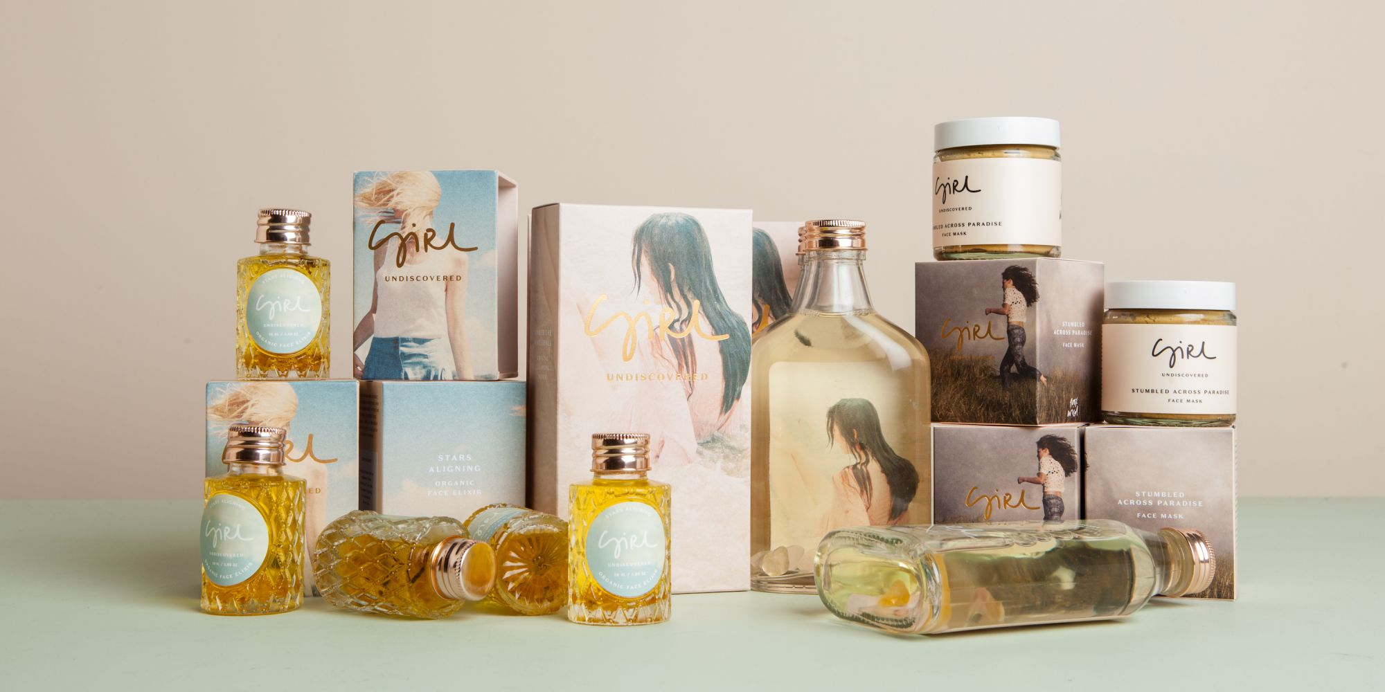 Now Discoverable: Skincare Brand Girl Undiscovered Brings Its Wild Ingredient Sourcing Stateside