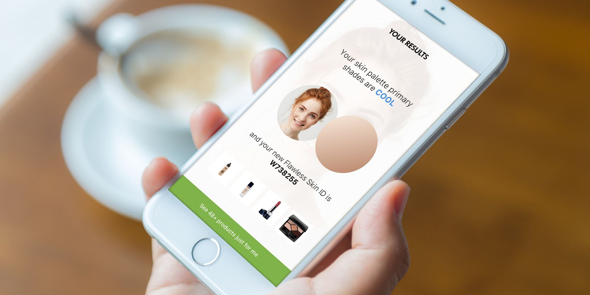 Want The Right Beauty Product For You? MIME Can Help Using Selfies