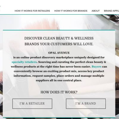 The Intermediary Goes Digital: OPAL Avenue Launches To Connect Clean Beauty Retailers And Brands Online
