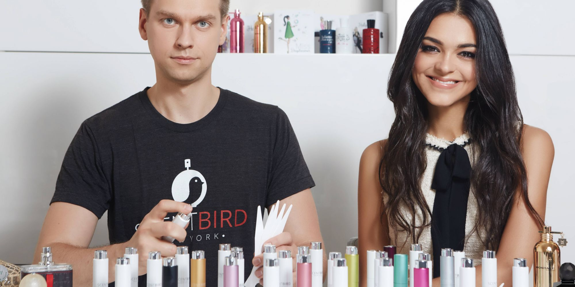 Scentbird Upends The Department Store Fragrance Experience By Shipping Scents Monthly To Millennials