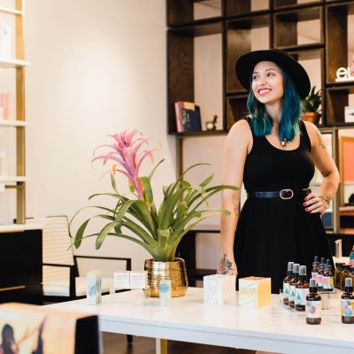 Sentrel Natural Beauty Is Austin's Newest Center For High-Performance Clean Beauty Products