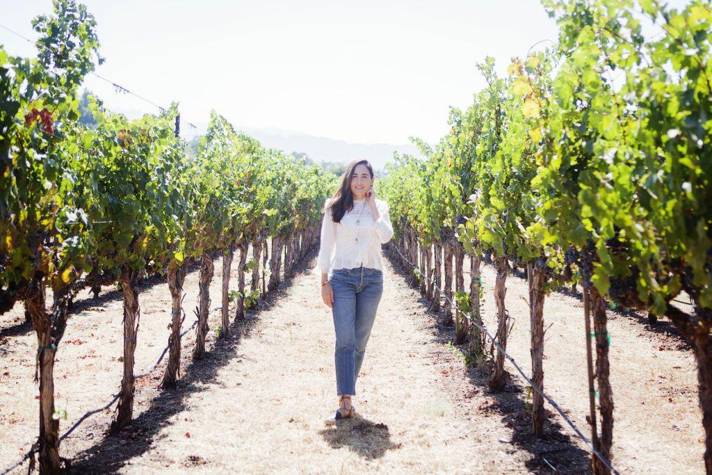 Vintner's Daughter founder April Gargiulo