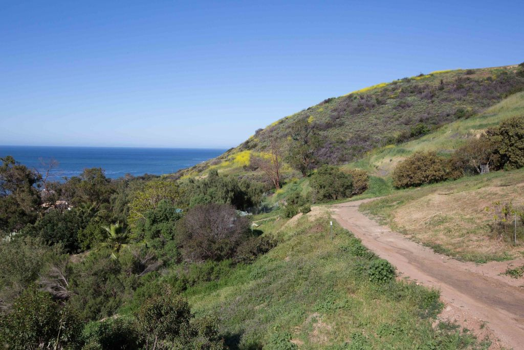 The 25-acre ranch in Malibu owned by Jami Morse Heidegger and Klaus Heidegger of Retrouvé.