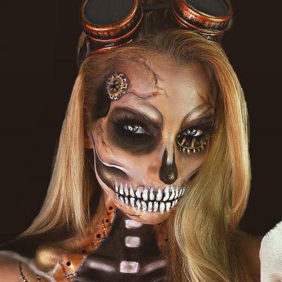 Makeup Brands Scare Up Halloween Beauty Sales