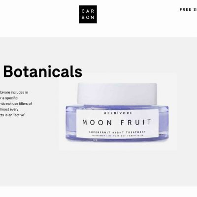 Carbon Beauty Is Natural Beauty Brands' Chief Protector And Growth Engine On Amazon