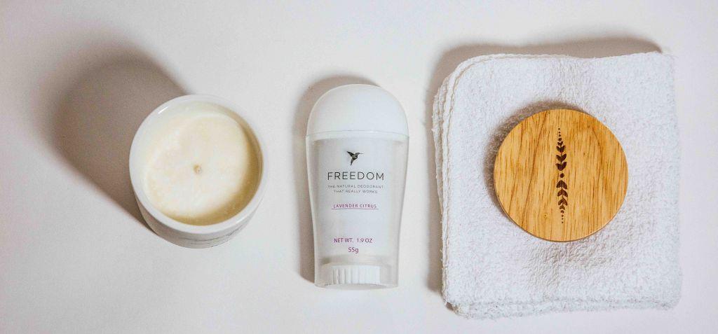 Freedom Natural Deodorant