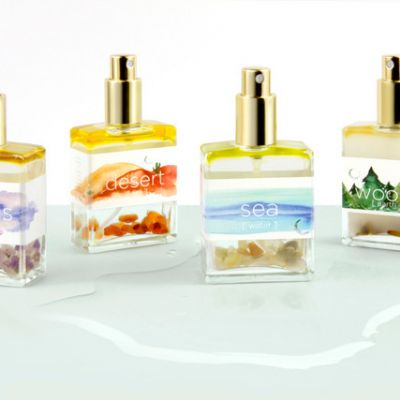 Luna Noel's Scents Come With Crystals To Give Off Good Vibes