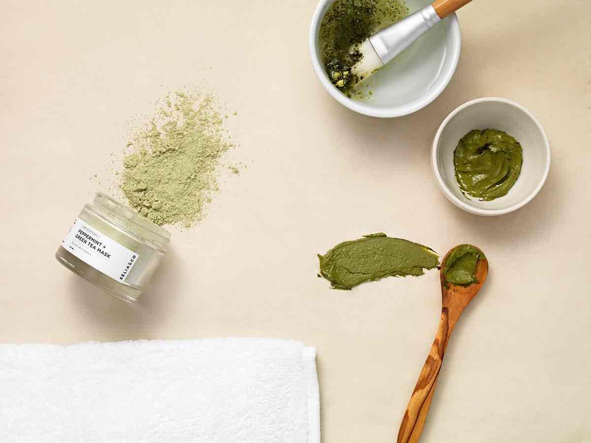Skincare Brand Sélia & Co. Turns Masking Into A Self-Care Tea Ceremony