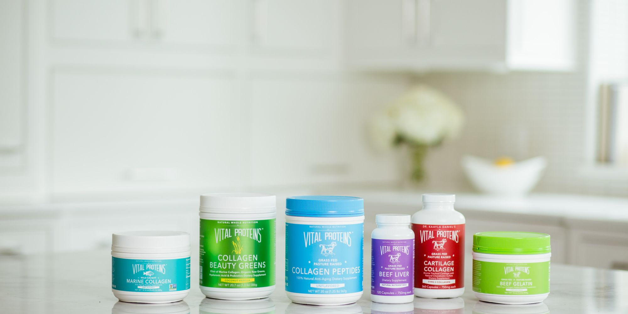 Vital Proteins Plans Collagen Product Expansion With Funding From CAVU Venture Partners