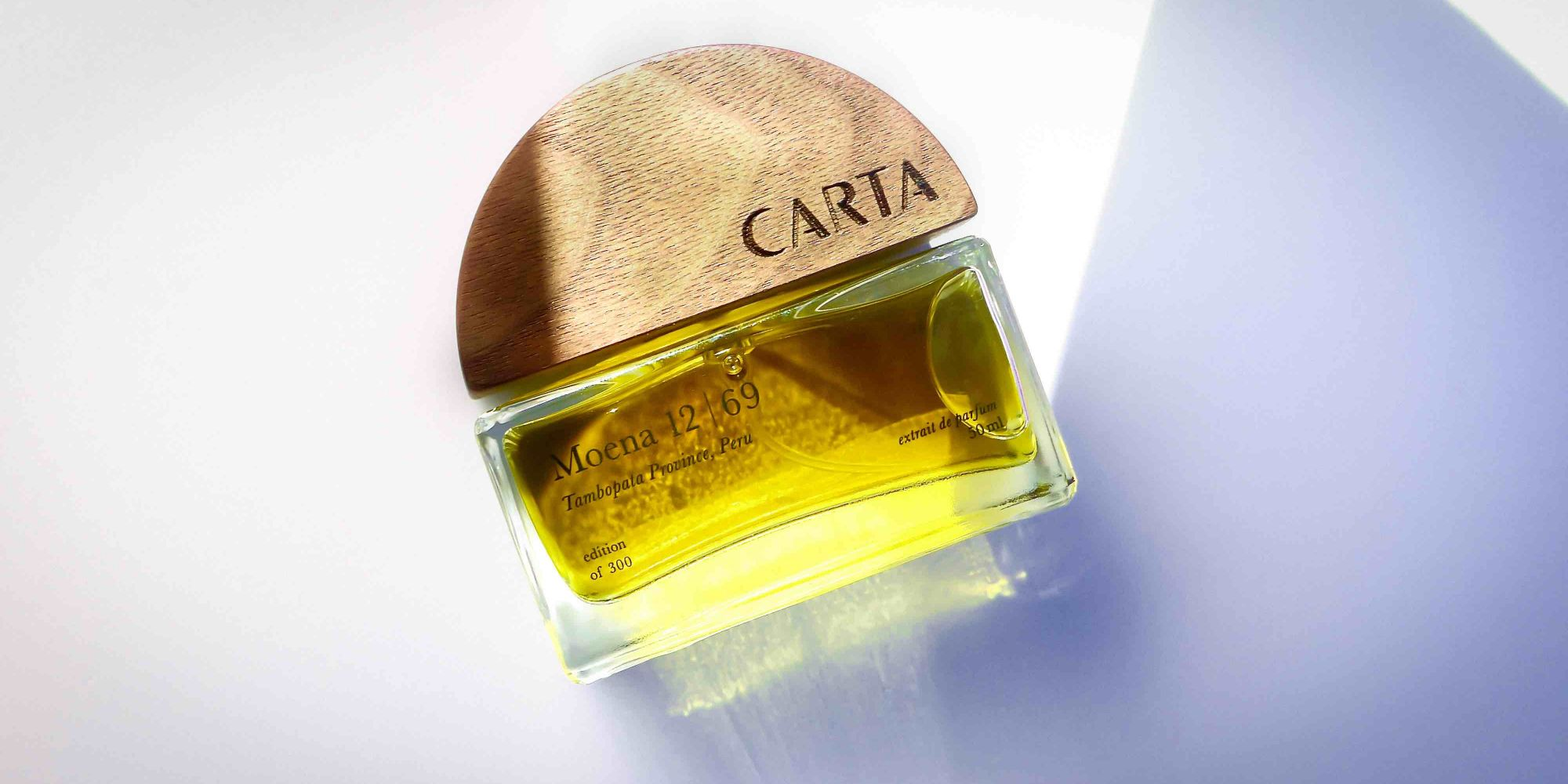 Carta Is On The Map With Limited-Edition Fragrance Moena 12 | 69