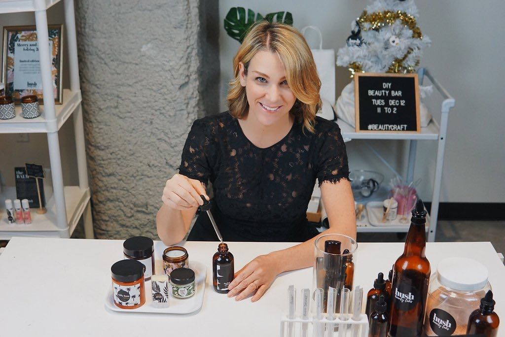 Hush Beauty Labs Puts You In The Driver Seat Of Your Beauty Experience