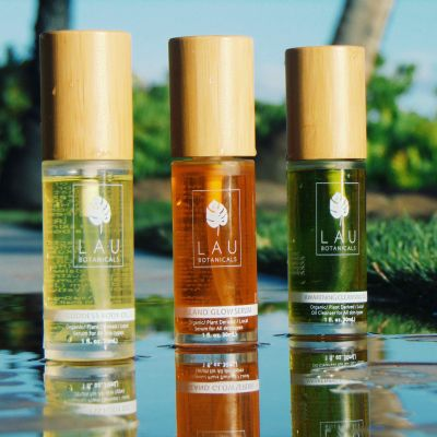Lau Botanicals Is (Almost) A Hawaiian Vacation In A Bottle
