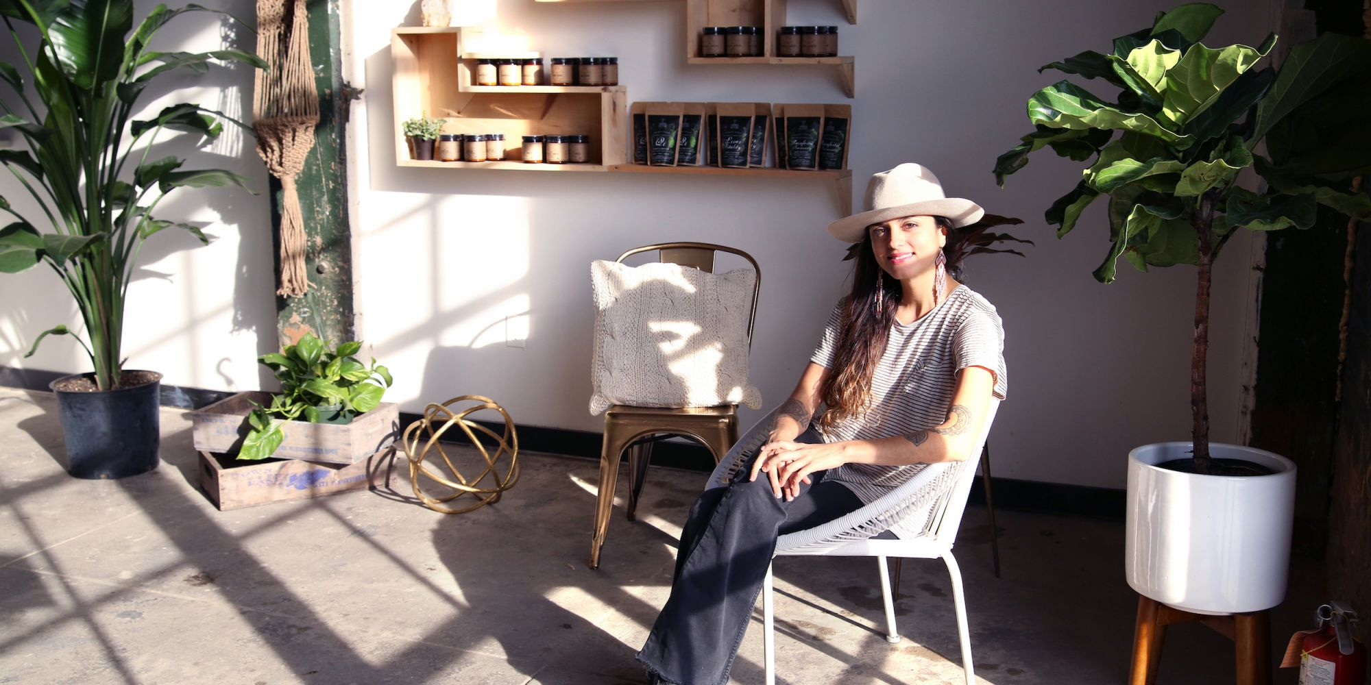 Putting The Green In Greenpoint: Anima Mundi Opens Apothecary And Factory In Brooklyn