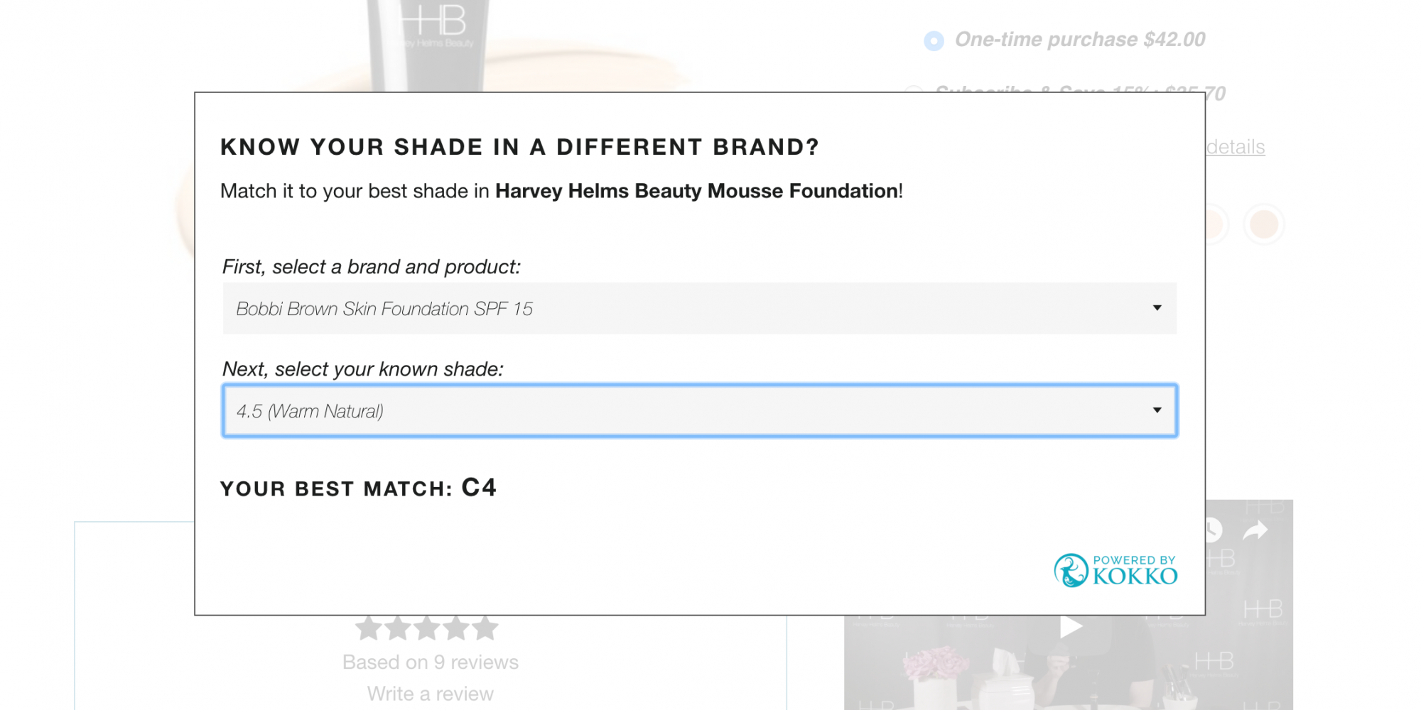Shade2Shade Guides Online Shoppers To The Right Foundation Shades For Them To Boost E-Commerce Sales