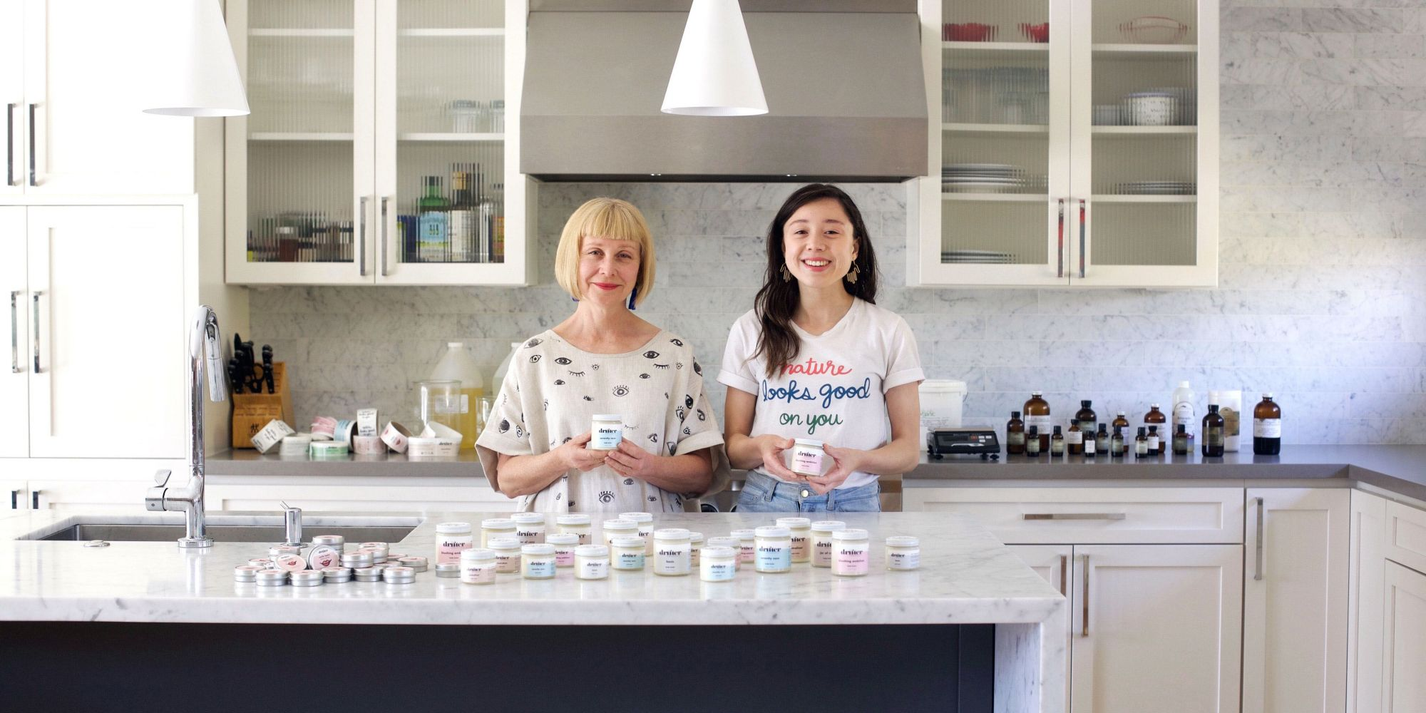This Mother-And-Daughter Duo's Cheerful Skincare Brand Will Make You Smile