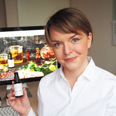 Karmen Novak Spices Up The Skincare Market With New Brand Flower And Spice