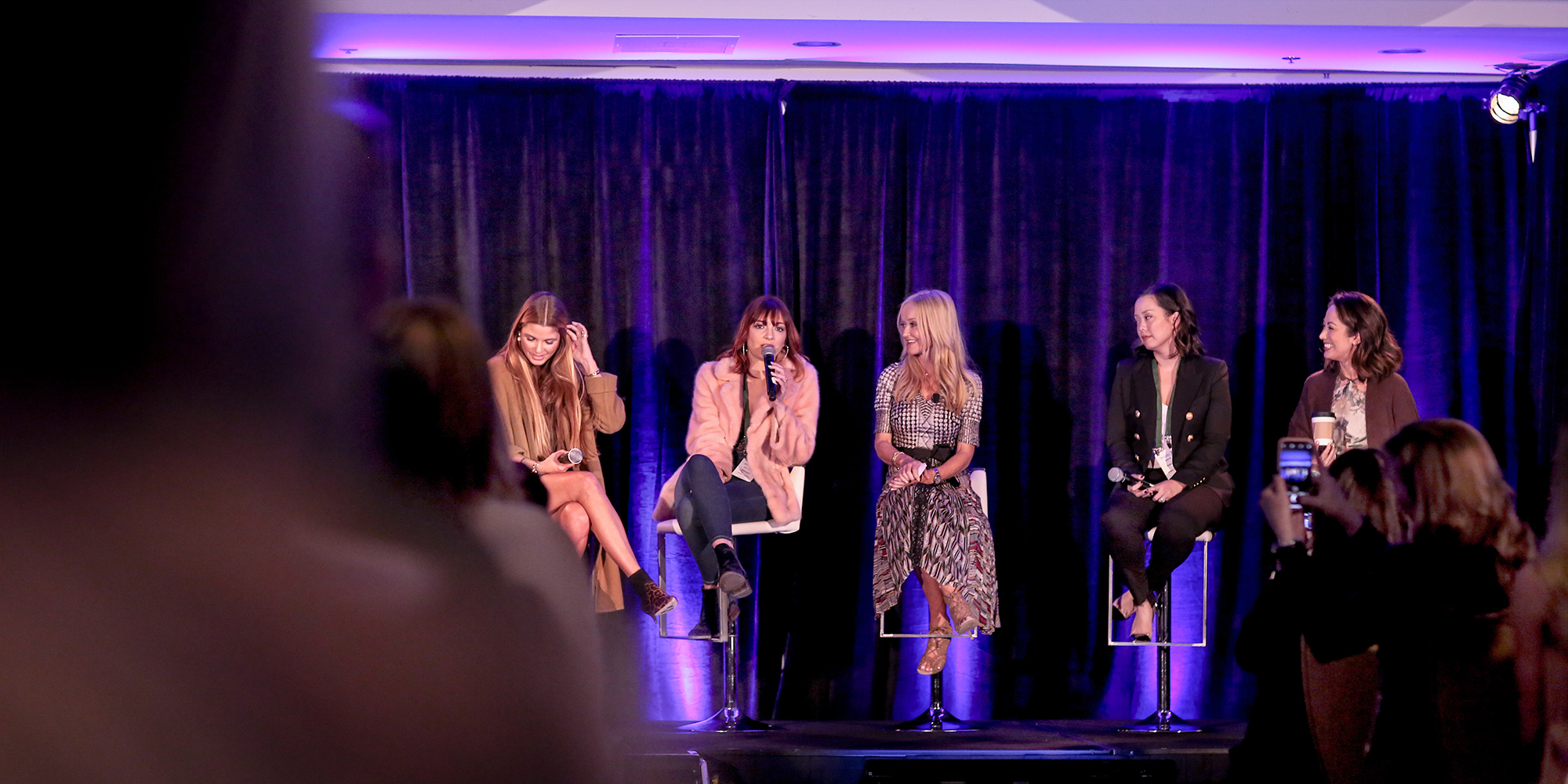 Digital Influencers And Beauty Brands Discuss Fake Followers And Real Relationships During The First Day Of BeautyX