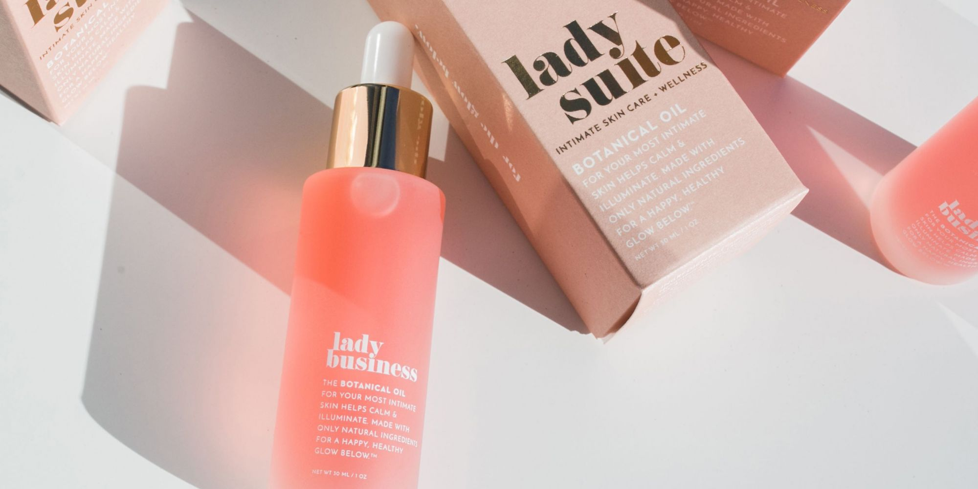 Lady Suite Spotlights The Vulva With Sophisticated Skincare For Down There