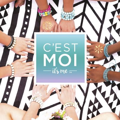 Me Time Isn't Only For Grown-Ups: C'est Moi Makes Natural Beauty Products Just For Girls