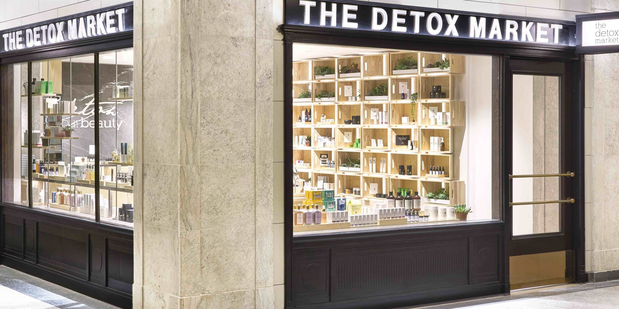 The Detox Market Travels To Toronto's Union Station With New Store