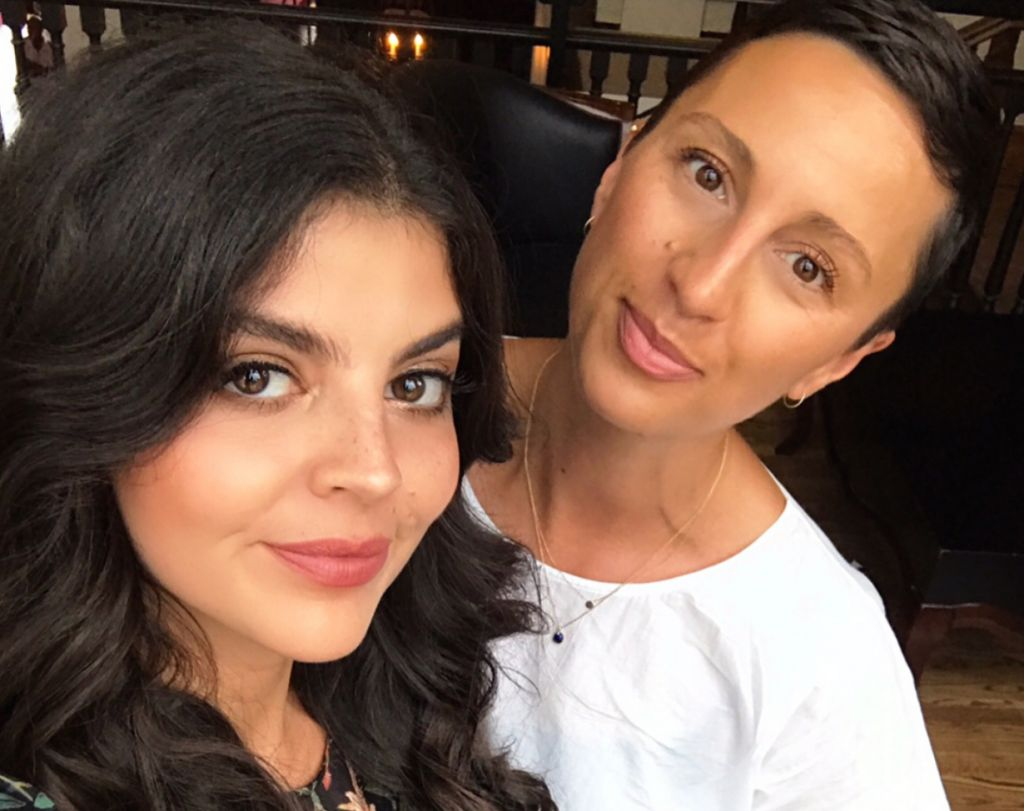 Sheri Stroh makeup artist
