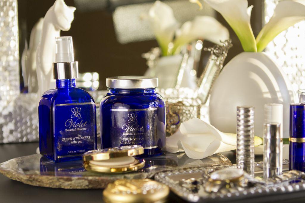 Violet Botanical Skincare