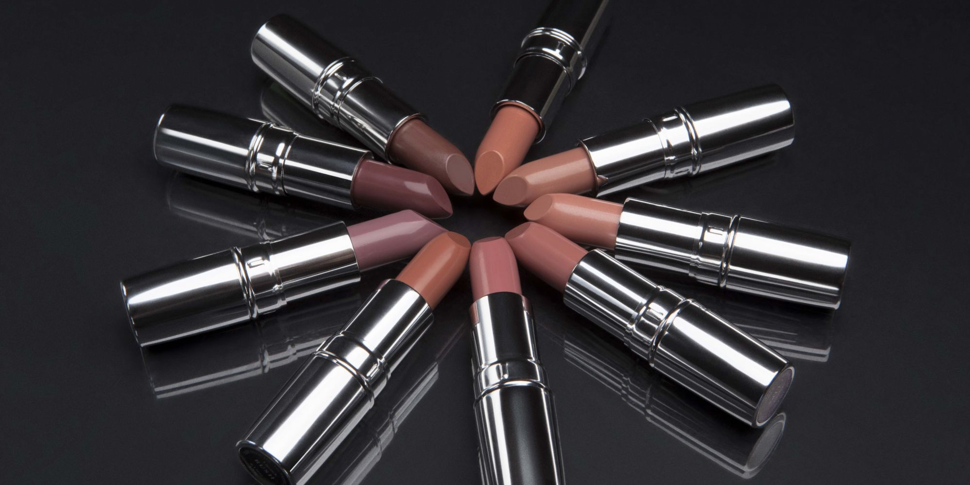 Nude Envie's Lipsticks Knock It Out Of The Pucker Park