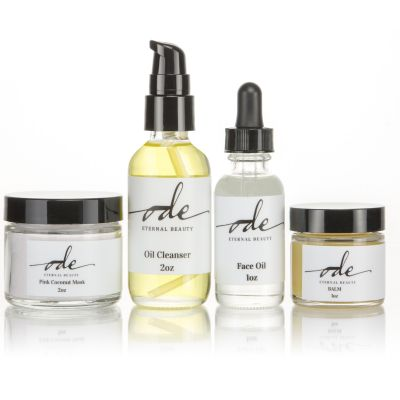 Ode Eternal Beauty Emphasizes Simple Products For People With Highly Sensitive Skin