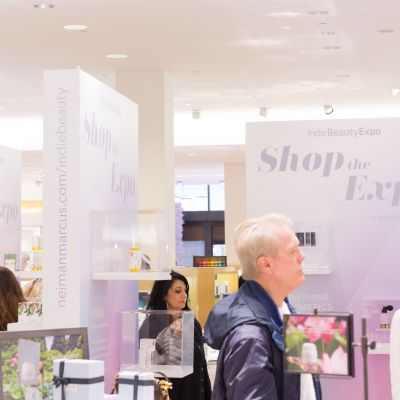 ShopTheExpo Drew Indie Beauty Brands, Influencers And Shoppers To Neiman Marcus Fashion Island