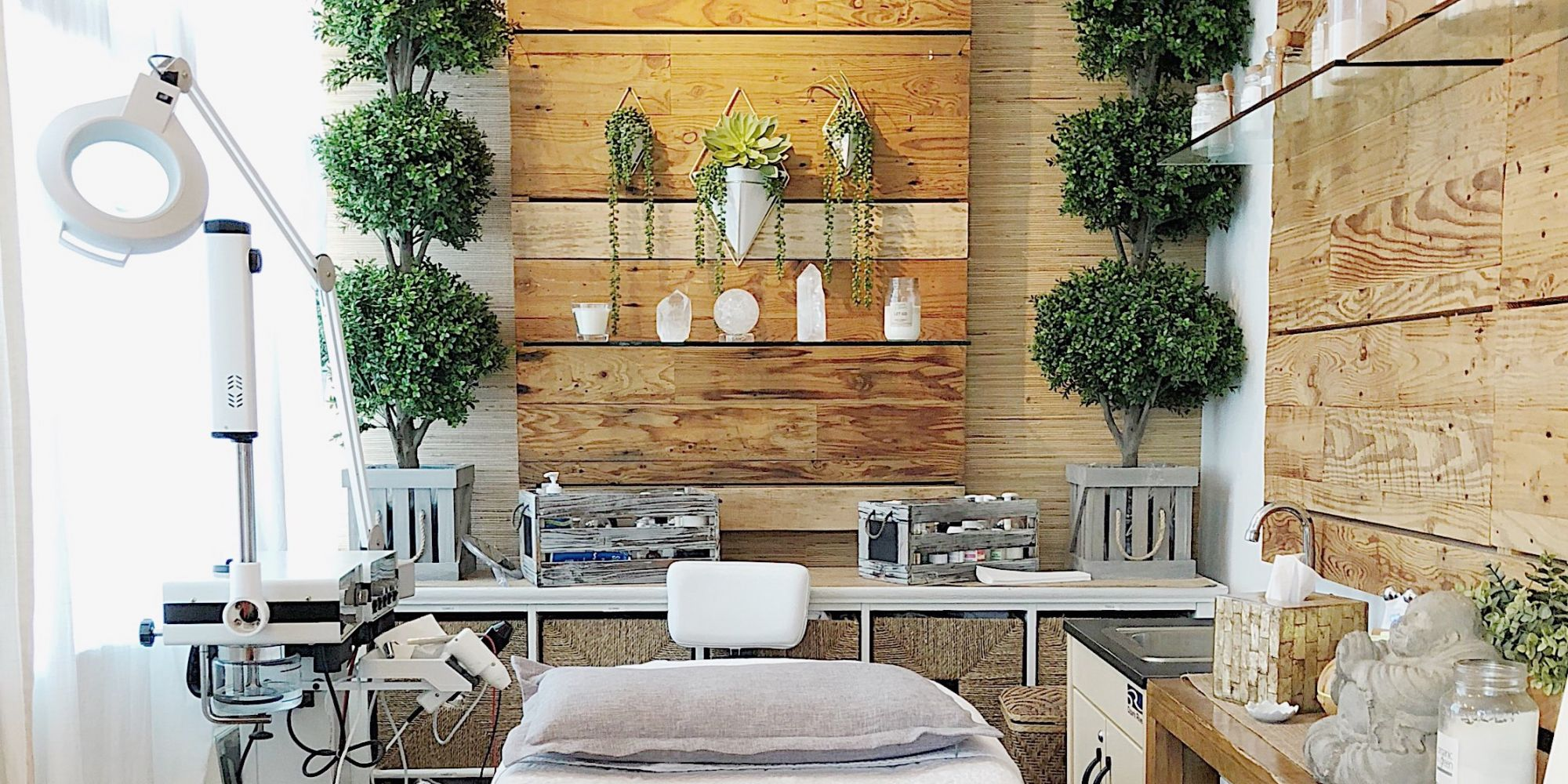 Organic To Green's Rianna Loving Returns To The Brick-And-Mortar Business In Santa Monica With New Spa