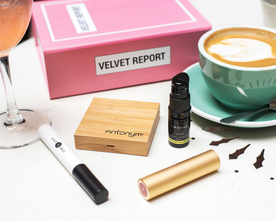 Velvet report vegan beauty
