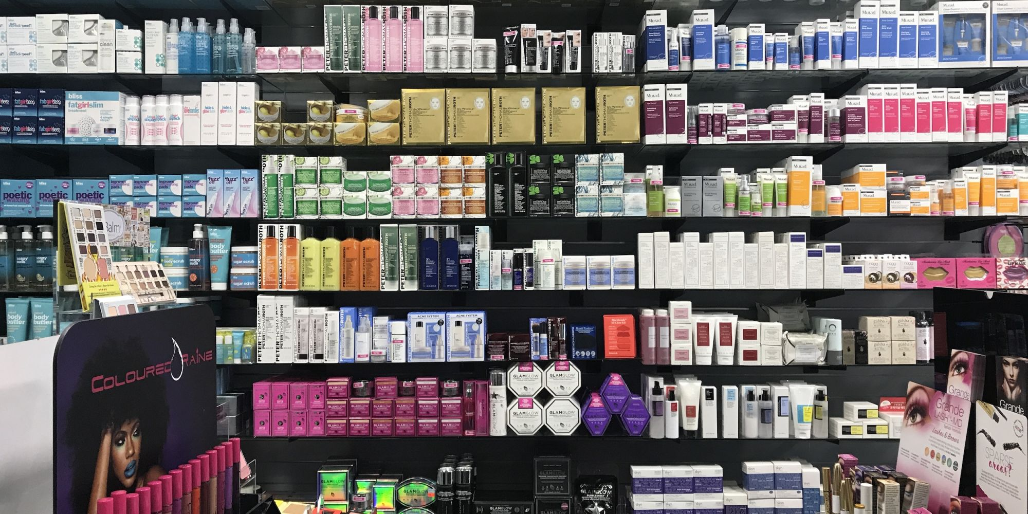 Beauty Emporium Ricky's NYC Is 35,000 SKUs Strong And Still Growing