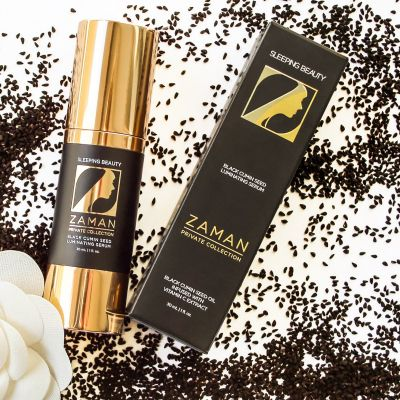 Upscale Upstart Zaman Skincare Specializes In Power-Packed Serums