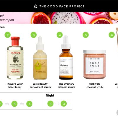 The Good Face Project Grades Product Safety And Suggests Alternatives To Products With Low Grades