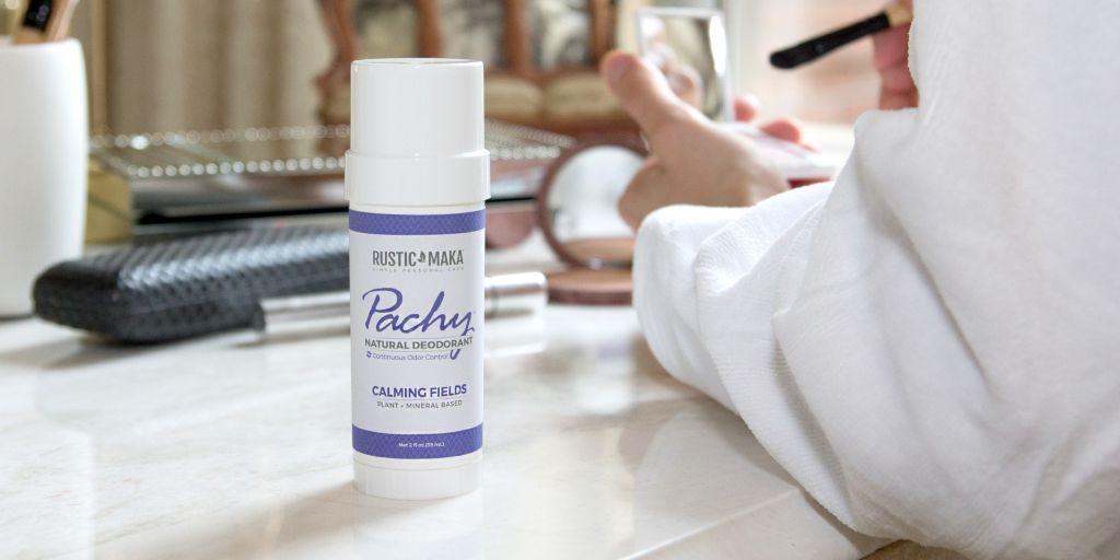 natural deodorant trend