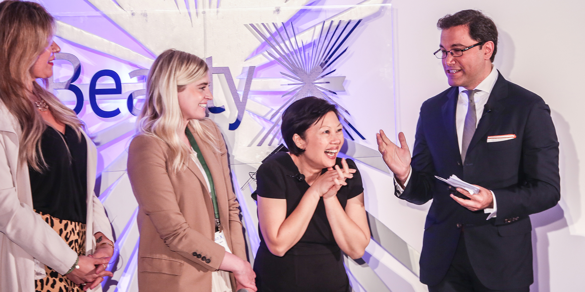 At BeautyX Retail Summit's Race For Shelf Space, All Three Indie Brand Contestants Won Buyer Prizes