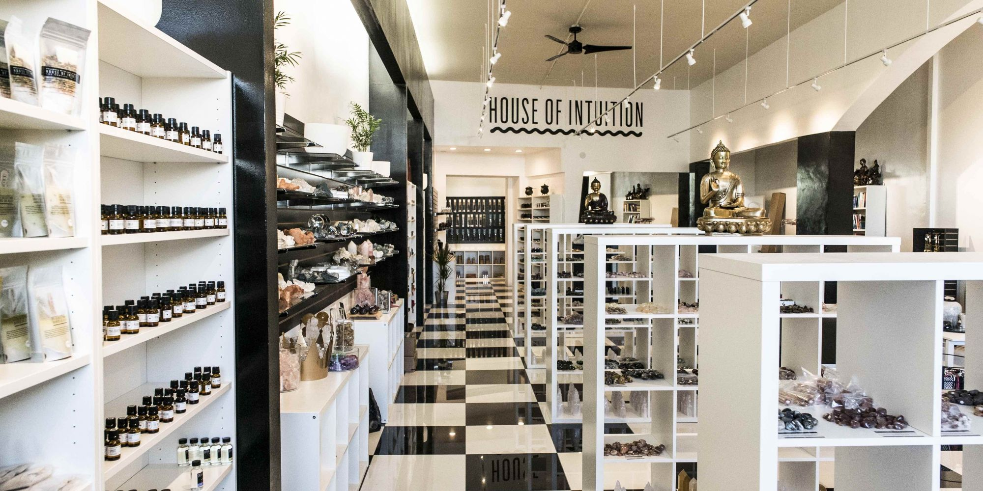Metaphysical Mecca House Of Intuition Adds Beauty Department And Fourth Location