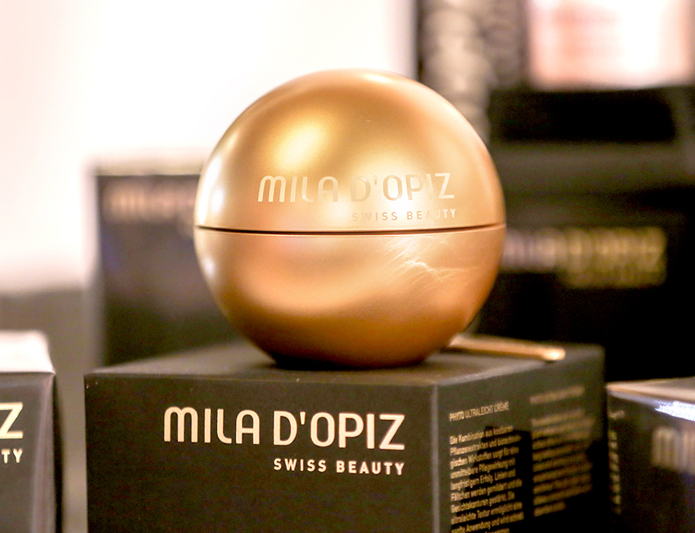 Luxe beauty is costly to produce, and costly to buy. However, Swiss skincare line Mila D'Opiz' stem-cell rich Skin Whisperer Cream has proven to be a strong seller in Indie Beauty Media Group's ShopTheExpo collection at Neiman Marcus despite its $584 price tag for a 1.7-oz. orb.
