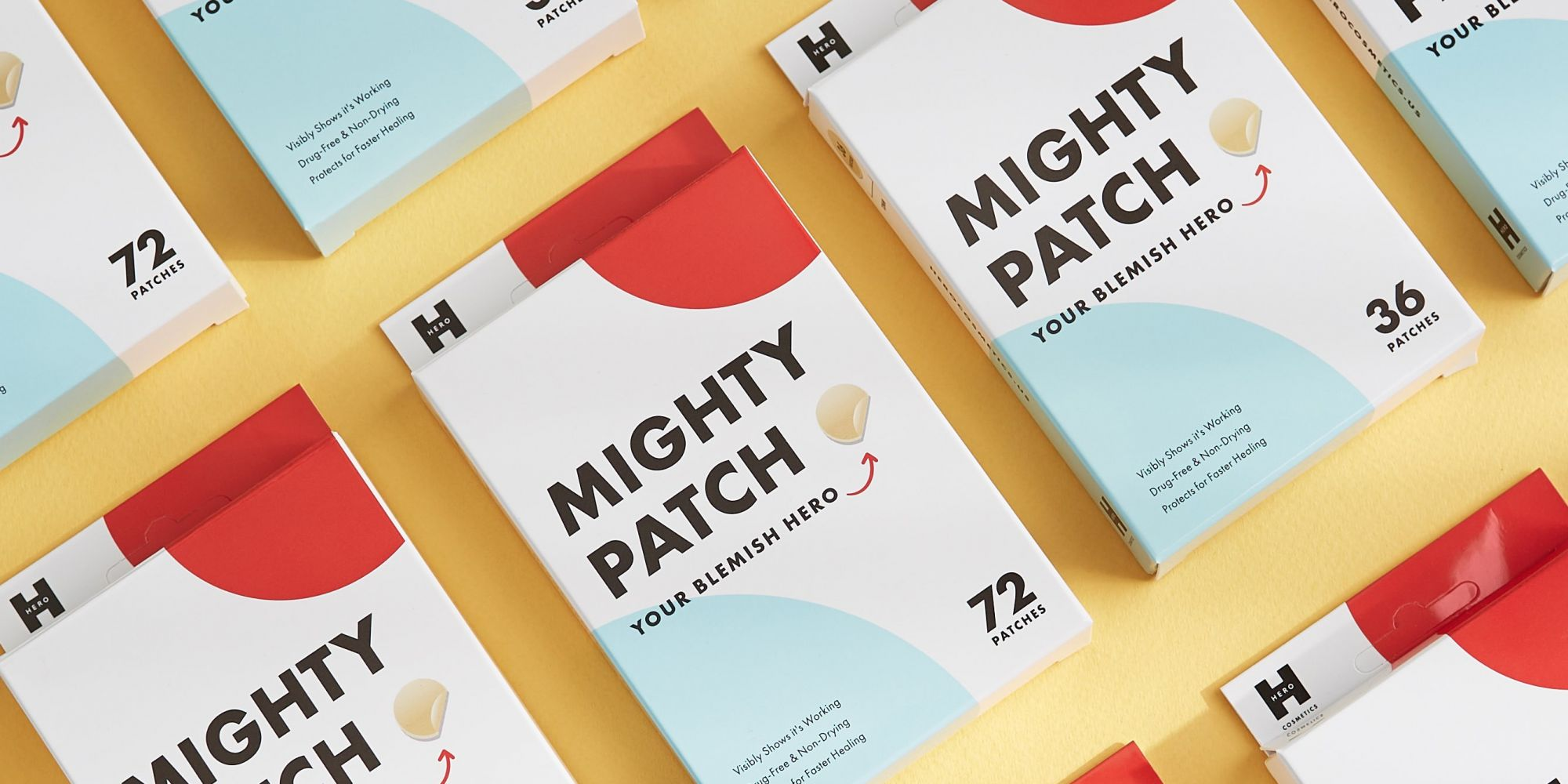 Hero Cosmetics' Mighty Patch Is Fighting Pimples And Winning Over Retail Partners