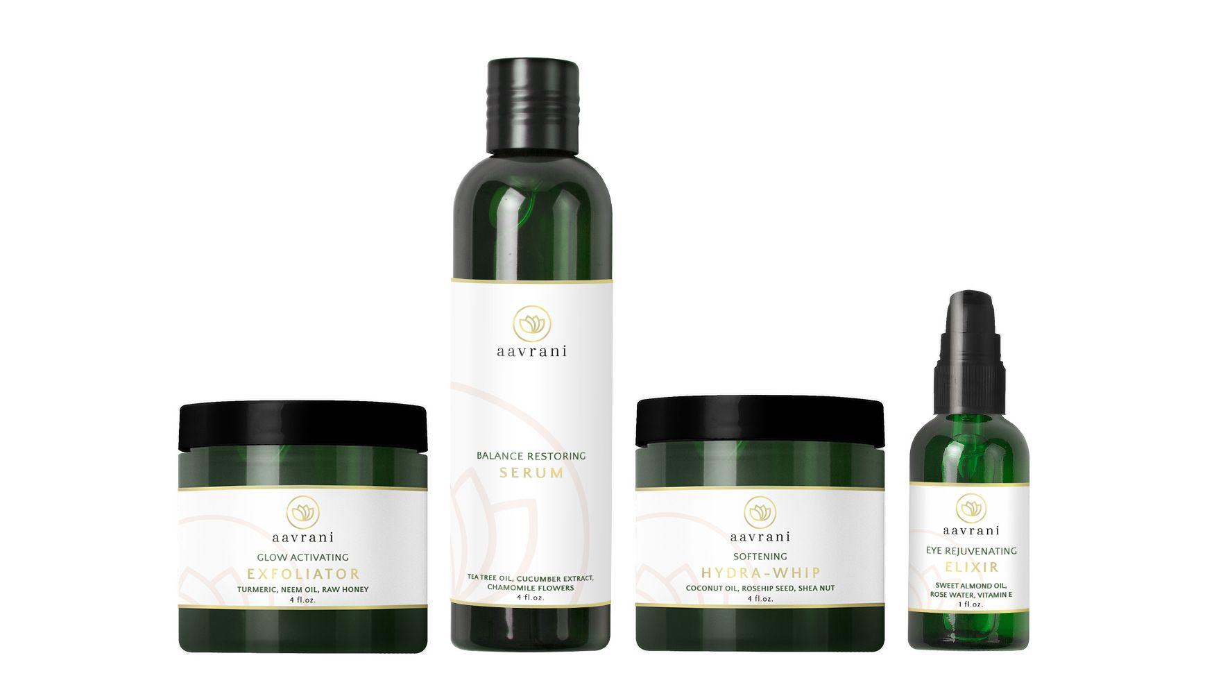 Aavrani Makes Indian Skincare Rituals Easy By Translating Them Into Four Steps